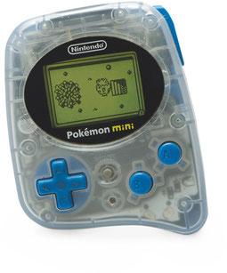 Nintendo Pokémon Mini, 2001