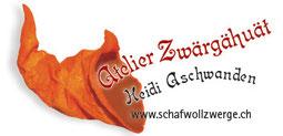 Logo vom Atelier Zwärgähuät