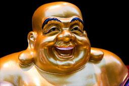 Verhaltensregel: Lächeln!