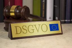 Hinweise zur DSGVO