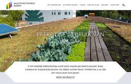 website multifunctionele daken