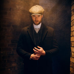 Tweed Mütze, Peaky Blinders