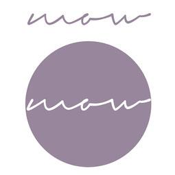 logo mow - dine&design