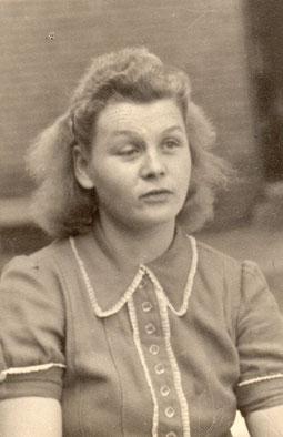 Martha, Bild wurde in Wismar entwickelt