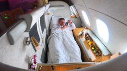 A380 First Class