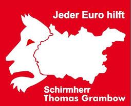 """Der """"JEDER EURO HILFT!""""-Button"""