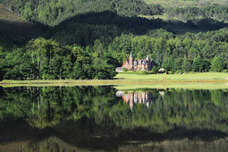 The Torridon - Panorama-Ansicht mit Loch Torridon