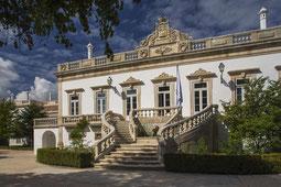 Aussenansicht Quinta das Lagrimas