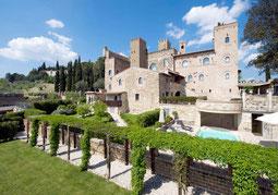 Zimmer Castello di Monterone