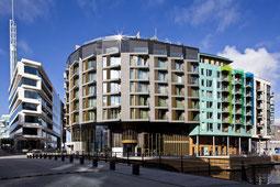 The Thief Hotel von aussen in Oslo