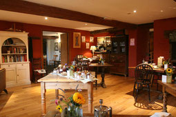 The Felin Fach Griffin - Innenaufnahme Restaurant