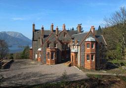 Glencoe House Außenansicht