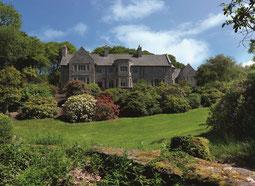 Ard Na Sidhe Country House vom Garten aus