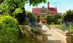 Belmond Le Manoir aut Quat' Saisons mit Garten