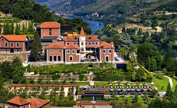 Luftbild Six Senses Douro Valley