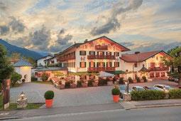 Außenansicht Bachmair Hotel