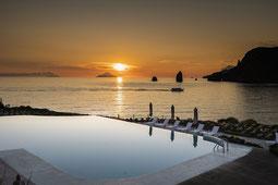 Innenbereich Therasia Resort & Spa