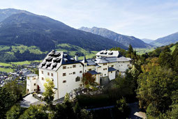 Außenansicht Schloss Mittersill