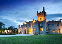 Lough Eske Castle in Abenstimmung