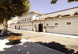 Aussenansicht des Alentejo Marmoris Hotels