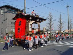 羽村のお祭り