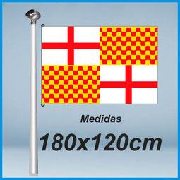 Banderas tabarnia 180x120cm don bandera comprar