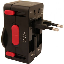 Worldwide Adapter Plug