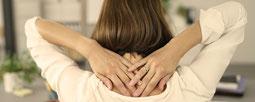Verspannungen, Kopfschmerzen, Migräne, Brigitte Hellebrand