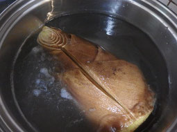 タケノコのゆで方