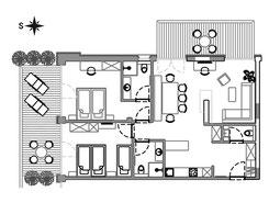 Apartement Grazia - floor plan