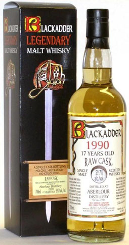Blackadder RC 1990, 17 yo