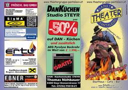 2017 Flyer Theatergruppe St. Pantaleon