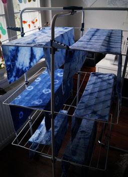 upcycling batik tie dye japanisch