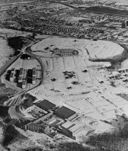 約50年前の柏丘