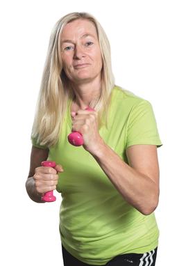Martina Werner Fitnesstrainerin