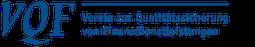 Logo vom VQF Verein zur Qualitätssicherung von Finanzdienstleistungen