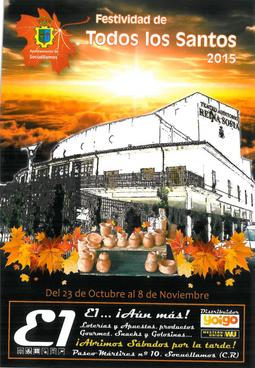 Festividad de Todos los Santos en Socuéllamos: programa de actividades