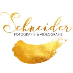 Logo Schneider Fotografie & Videografie Hochzeitsfotograf Allgäu Bayern