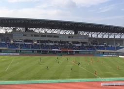 4強が決定した高校女子サッカー選手権大会