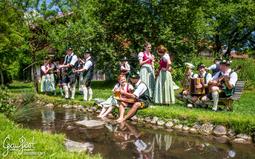 Bierfest Weinfest Trachtenverein Lauterbach Gaufest 2018 Bast Scho