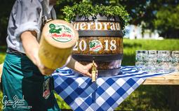 Bieranstich AuerBräu Gaufest 2018 Lauterbach