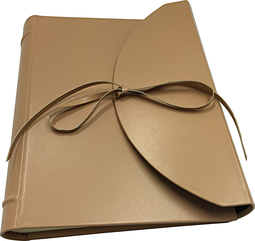 Leather album photo manufacture