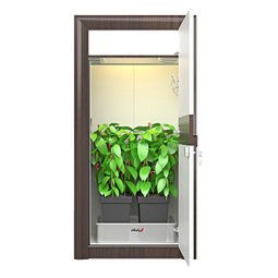 automatic LED Growbox Set Growschrank