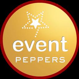 Wir sind offizielles Mitglied bei Eventpeppers