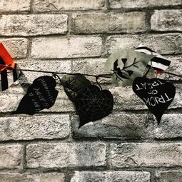 ハロウィンの千葉サロン写真