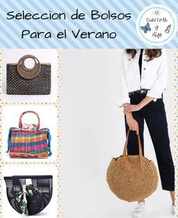 bolsos para el verano, bolsos en paja, bolsos rusticos, bolsos a la moda, bolsos economicos, comprar bolsos on line, bolsos en rafia