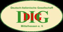 Logo Deutsch-Italienische Gesellschaft Mittelhessen e. V.