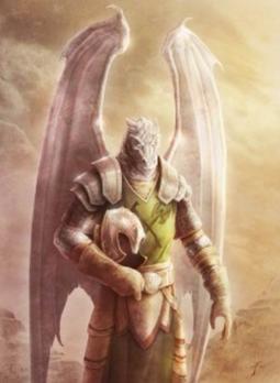 """L'archange Michael n'est qu'une représentation archétipale d'un membre du corpus """"SDS"""""""