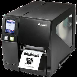 Industriedrucker Godex ZX1600i Niesel-Etikett