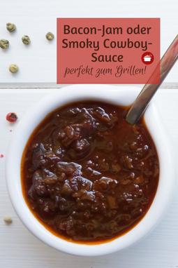 Speckmarmelade Bacon-Jam #dip #fondue #thermomixrezepte